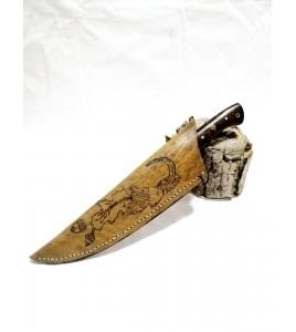 Profesyonel Kasap Bıçağı Kara
